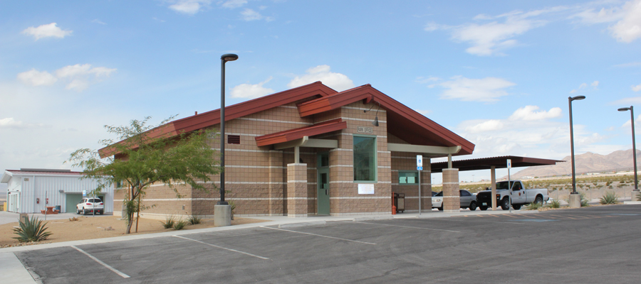 Clark County Shooting Complex: Park Office